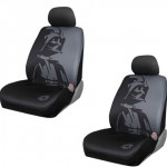 Star Wars Darth Vader with Galactic Empire Logo Car Truck SUV Low Back Bucket Seat Covers – PAIR