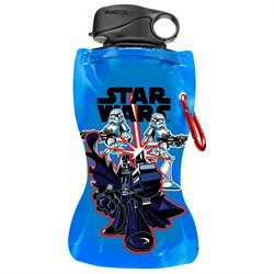 Star Wars 12 Ounce Collapsible Water Bottle