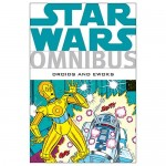 Star Wars Omnibus Droids and Ewoks Graphic Novel
