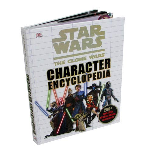 Star Wars: The Clone Wars Character Encyclopedia Book