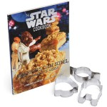 The Star Wars Cookbook Deluxe Set with Cookie Cutters
