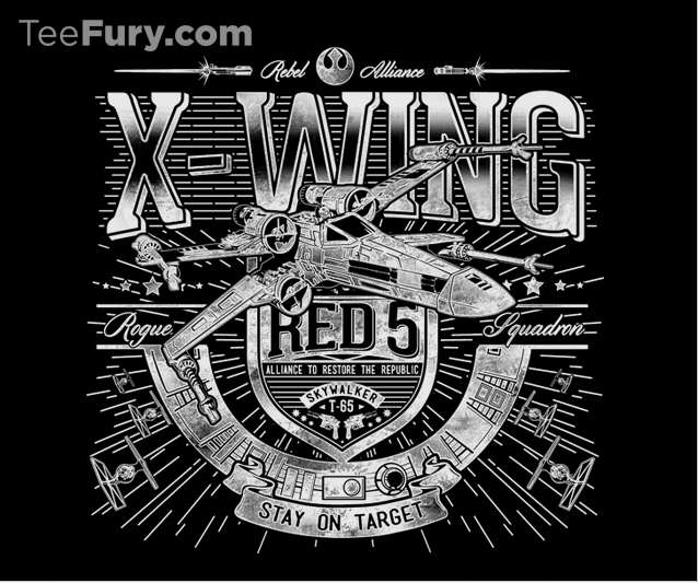 Star Wars Gifts Teefury Tshirt