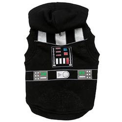 STAR WARS Darth Vader Dog Hoodie, Small