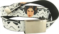 Star Wars Leia Troopers White Mesh Belt