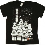 Star Wars Lego Stormtroopers Youth T-Shirt Sheer
